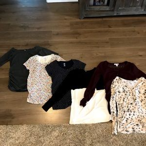 Maternity Top Haul